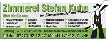 Zimmerei Kuhn